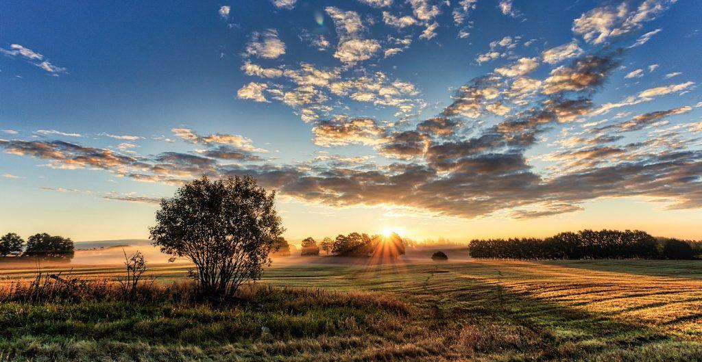 Sunrise in Frogn